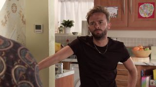 David Platt is determined to protect his son.
