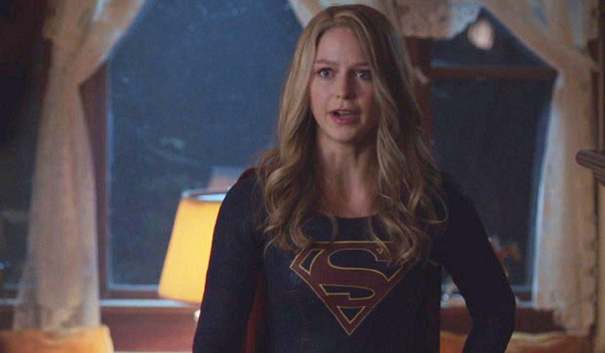 supergirl's wig