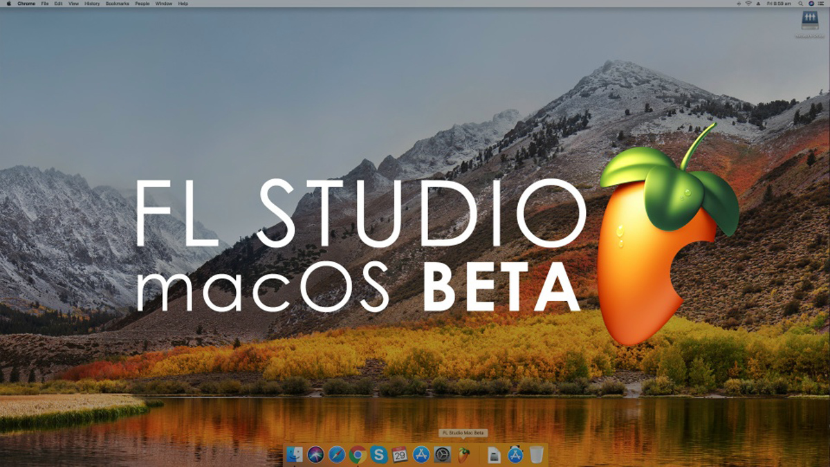 A native beta version of FL Studio for Mac is now available | MusicRadar