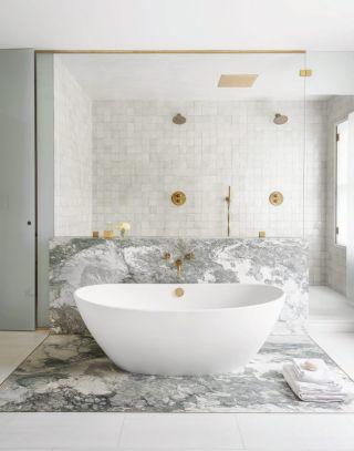 Brass In Bathrooms Brass Bathroom Ideas And Inspiration Livingetc Livingetcdocument Documenttype