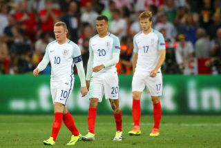 England slumped to a shock Euro 2016 exit at the hands of minnows Iceland.