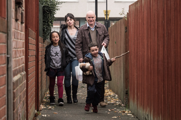 I, Daniel Blake Hayley Squires Dave Johns