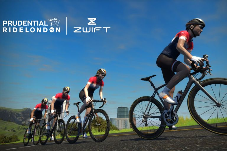 zwift ride london