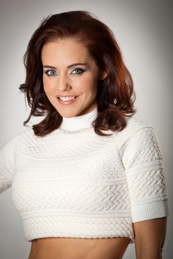 Hollyoaks' Cindy Savage, played by Stephanie Waring,