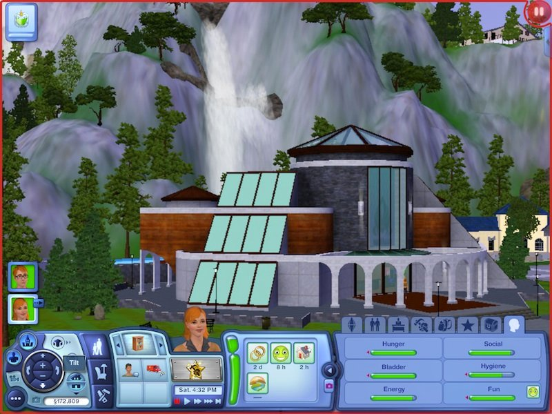 The Sims 3 Hidden Springs World Review: A World With A View #18854