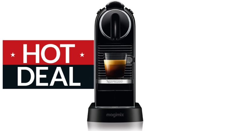 Nespresso Magimix CitiZ Coffee Machine
