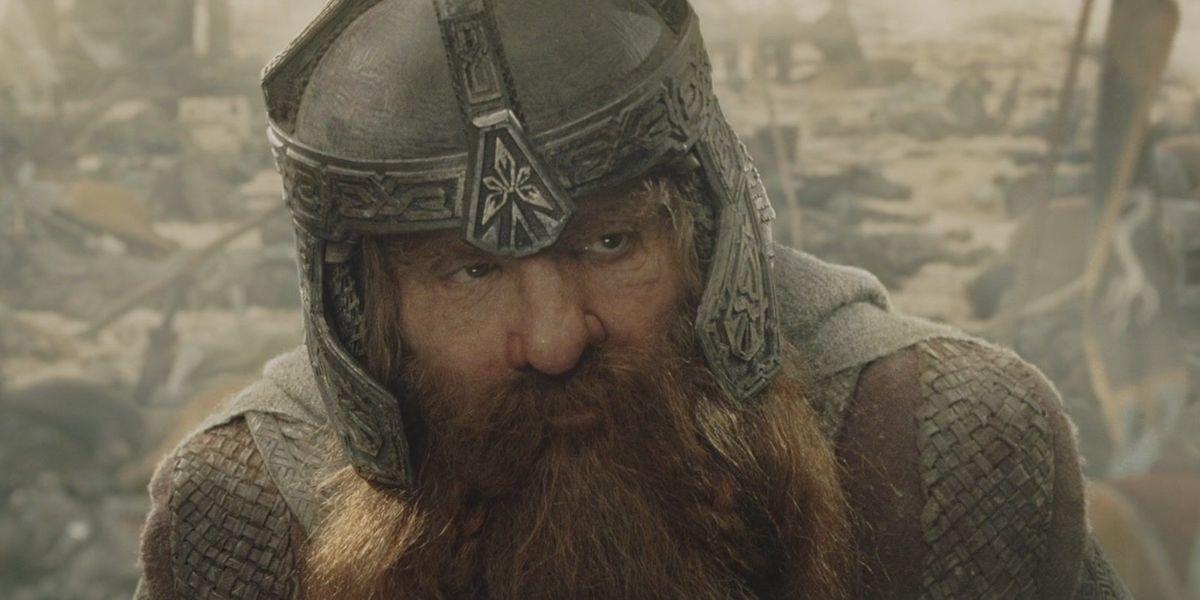 Gimli Lord of the Rings