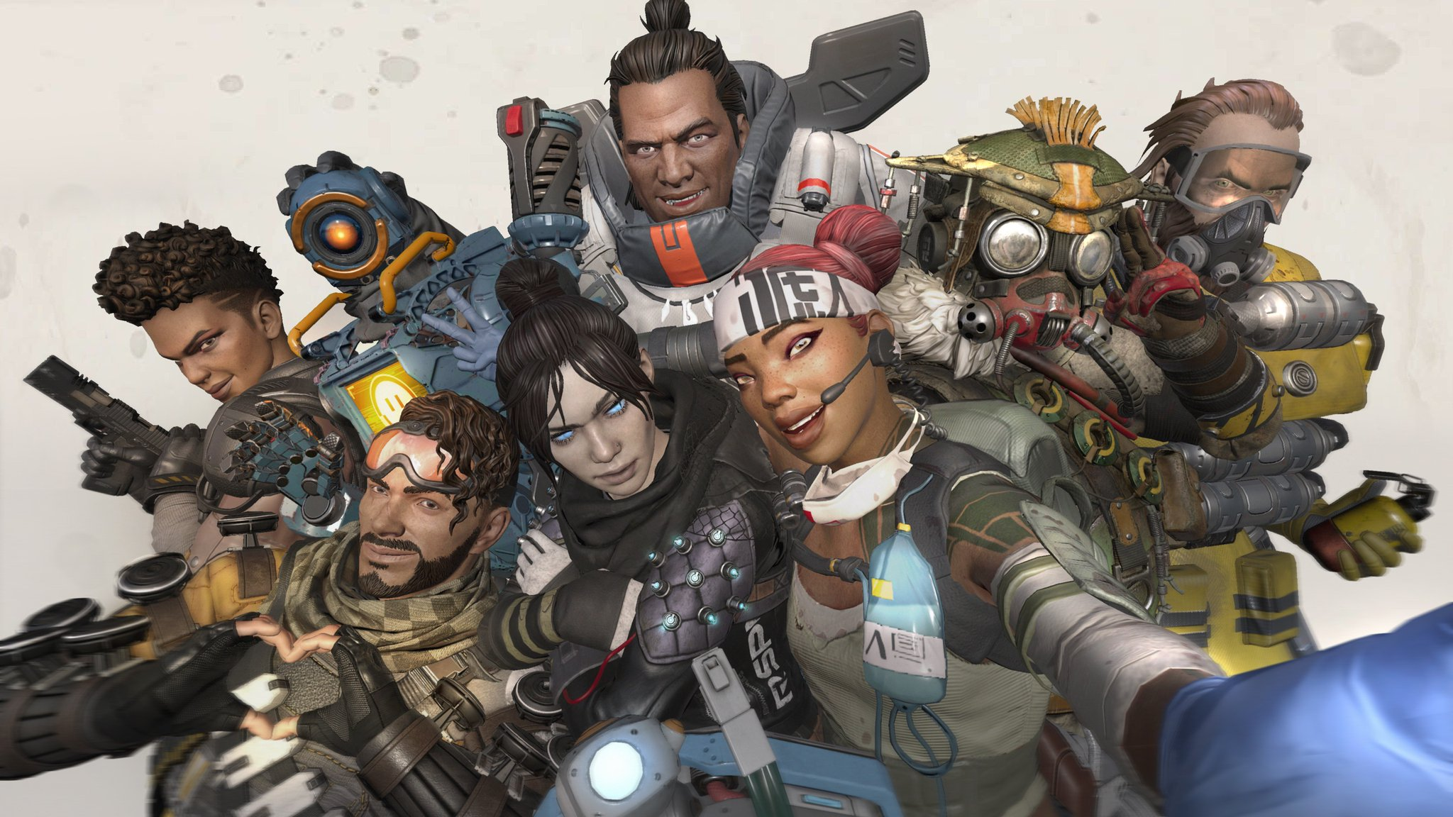 Best Apex Legends Characters Who Are The Best Characters To Play