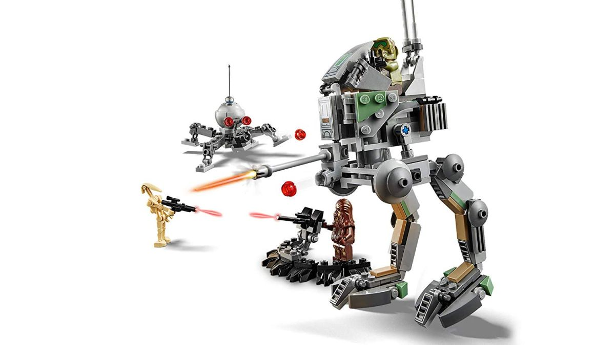 Awesome 'Star Wars' Lego Sets On Sale for Prime Day | Space