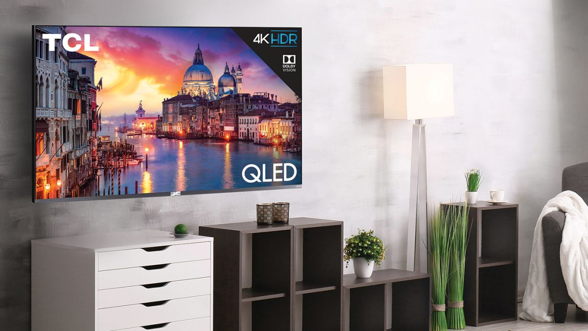 TCL's new 6-Series 4K TVs drop today for $599