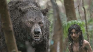 Baloo (Andy Serkis) in Mowgli: Legend of the Jungle