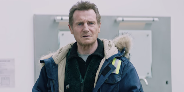Liam Neeson in Cold Pursuit