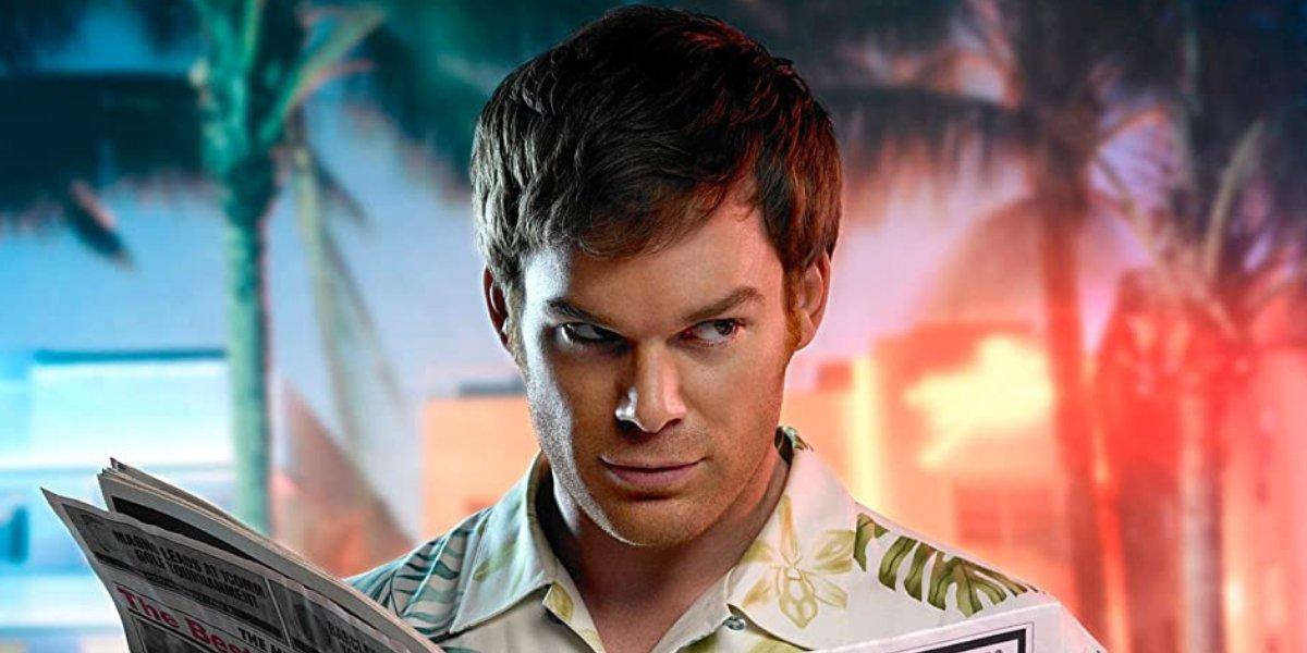 Michael C. Hall on Dexter