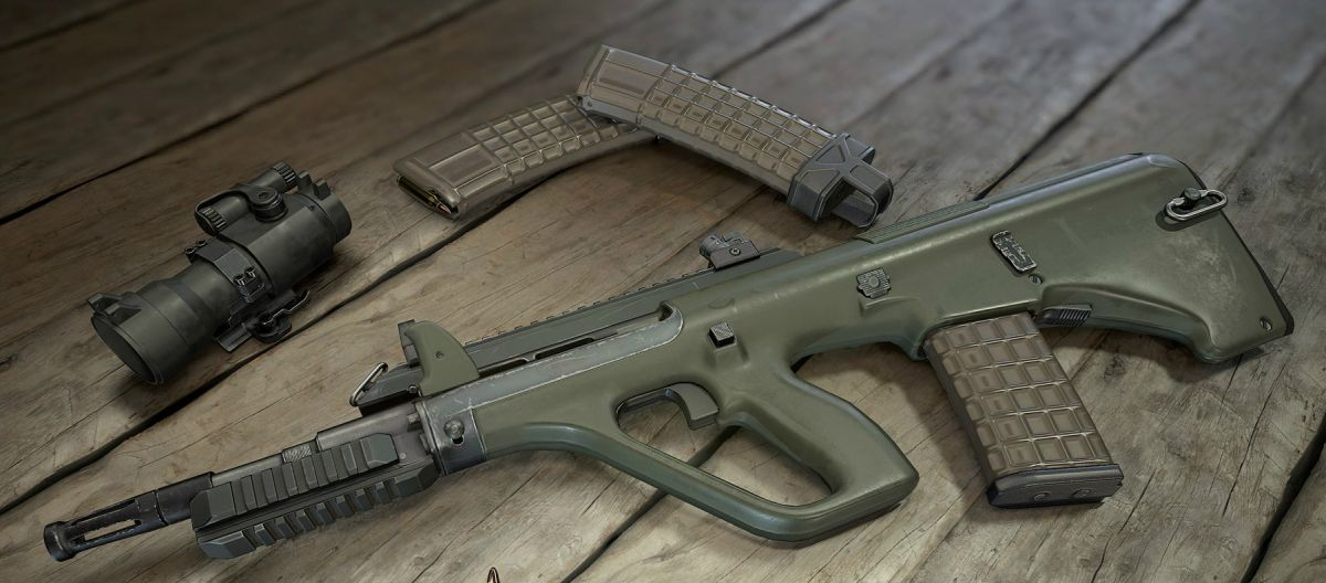 2 New Weapons Coming To Playerunknown S Battlegrounds: PlayerUnknown's Battlegrounds Unveils Two New Guns