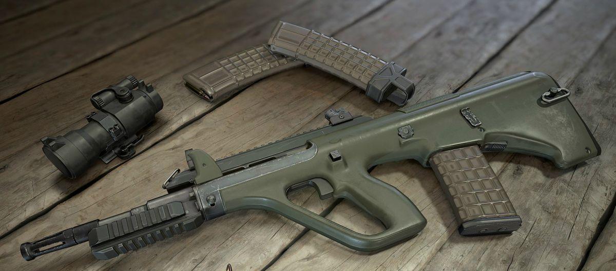 Playerunknown S Battlegrounds Weapons: PlayerUnknown's Battlegrounds Unveils Two New Guns