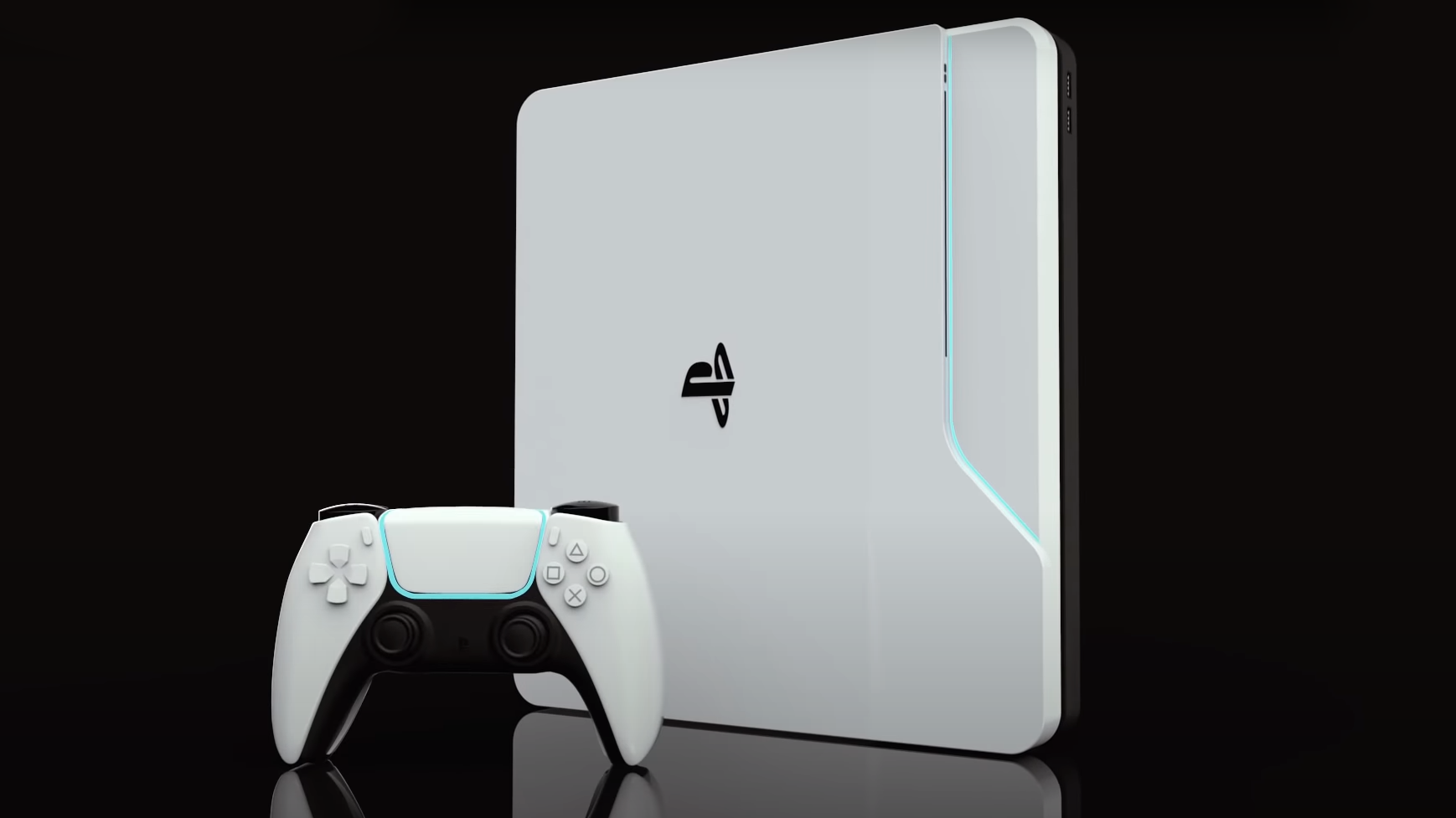 Ps5 Video We Just Can T Stop Gazing At This Stunning Playstation 5 Design T3