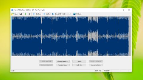 Free MP3 Cutter and Editor review | TechRadar