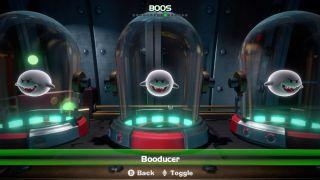 Luigi's Mansion 3 Boos