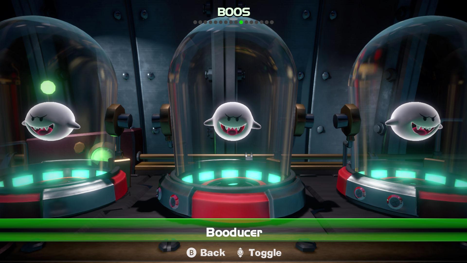 Luigi S Mansion 3 Boos How To Capture Mario S Classic