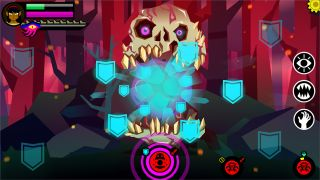 Severed game