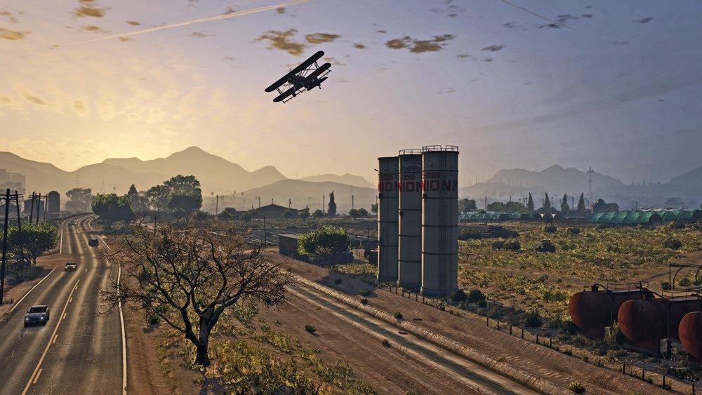 GTA 5 PC Screenshots Show Off Updated Graphics #32604