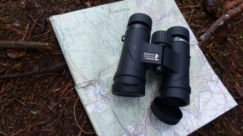 Opticron Explorer WA ED-R + 8x32