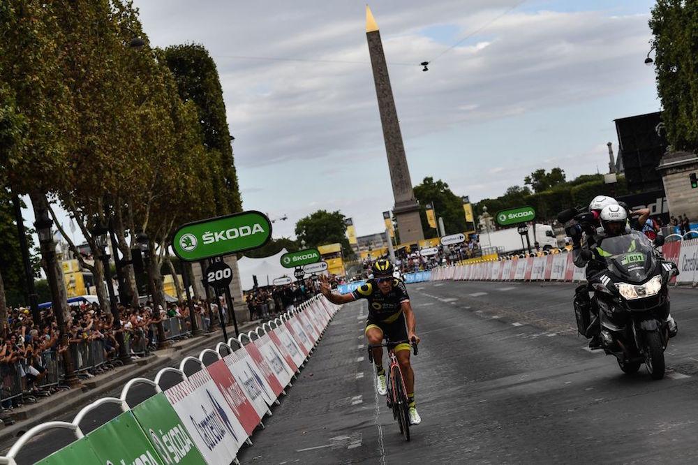 Geraint Thomas wins the 2018 Tour de France as Alexander Kristoff takes final stage victory 2
