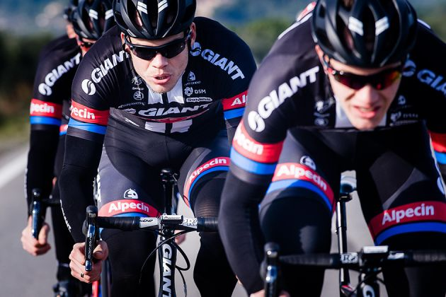 Giant-Alpecin 2015 kit announcement