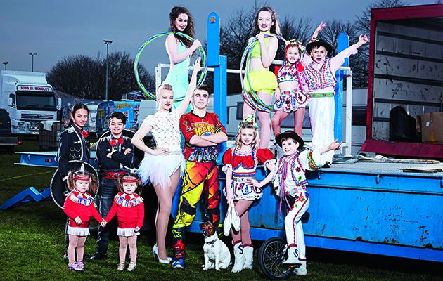 Offering a rare insight into the secretive world of the big top, this three-part documentary meets some of the UK's youngest circus stars