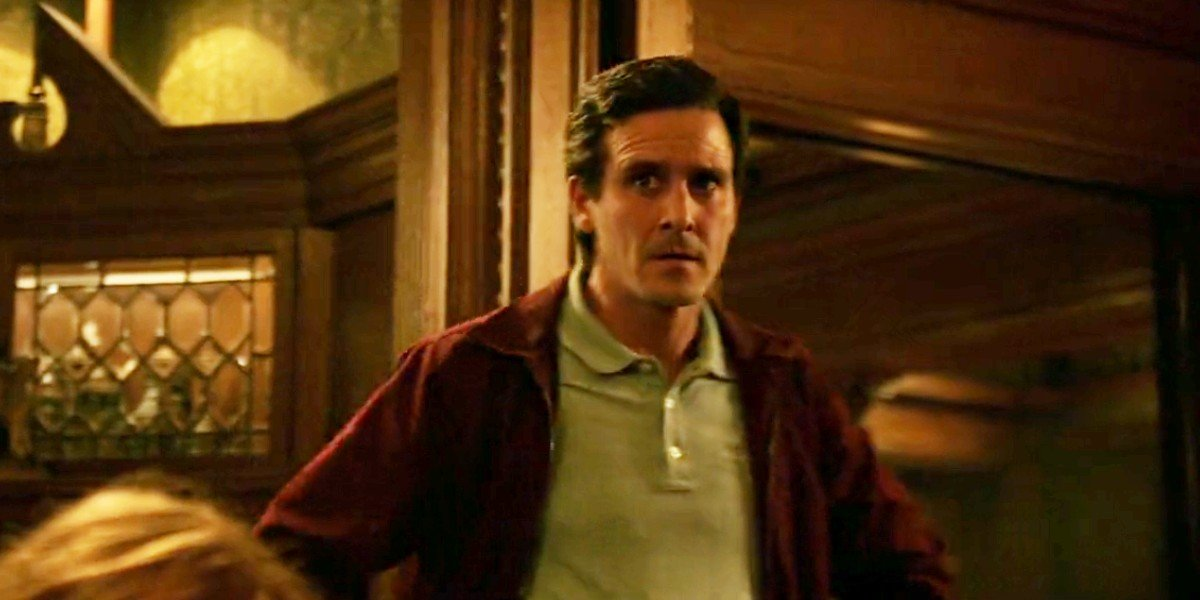 James Ransone as Eddie in IT: Chapter Two