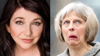 Kate Bush & Theresa May