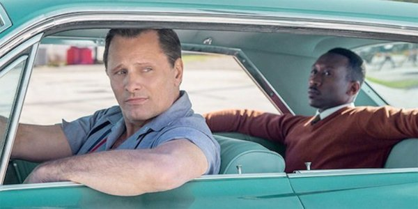 Green Book, Viggo Mortensen, Mahershala Ali