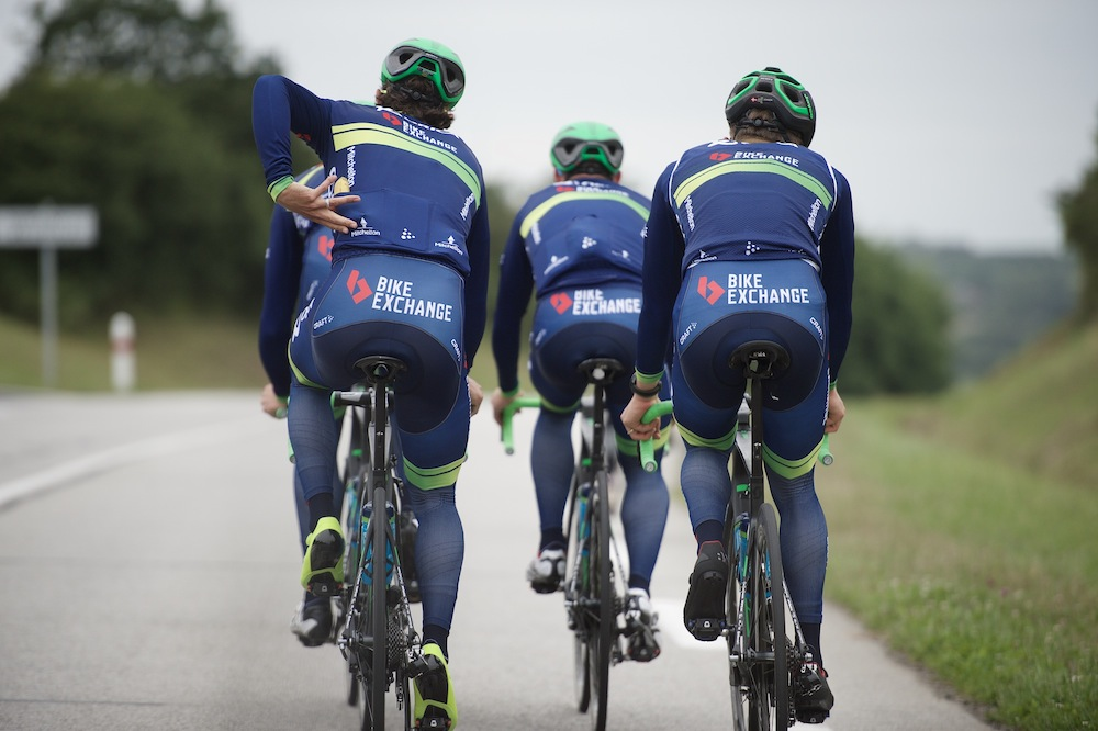 orica cycling