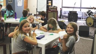 Portland, OR-based, Rock 'n' Roll Camp for Girls is one of three winners of Biamp's Charitable Grant Program for 2021.