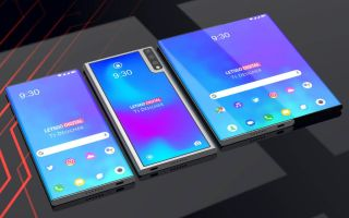 lg rollable concept renders