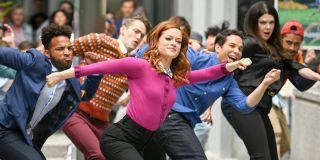 The cast of Zoey's Extraordinary Playlist