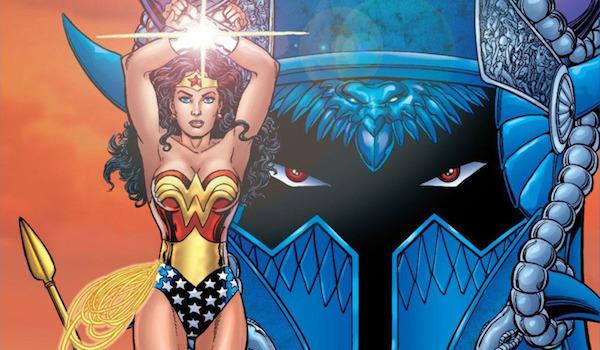 Wonder Woman George Perez run