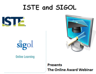 ISTE SIGOL Online Learning Competition