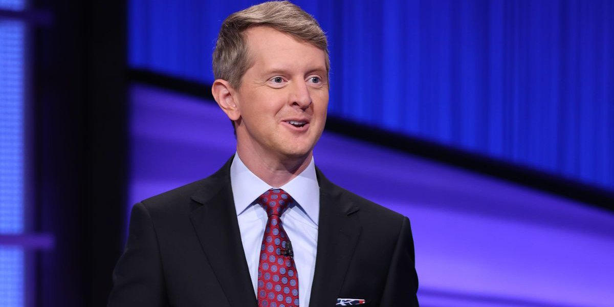 ken jennings guest hosting jeopardy