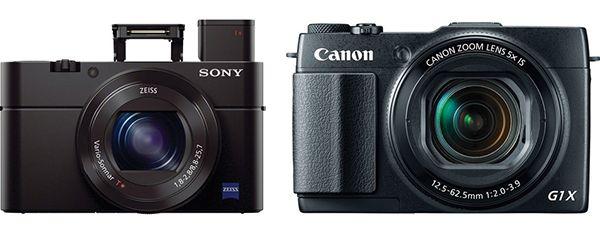 Sony RX100 III vs  Canon G1 X Mark II: Camera Shootout