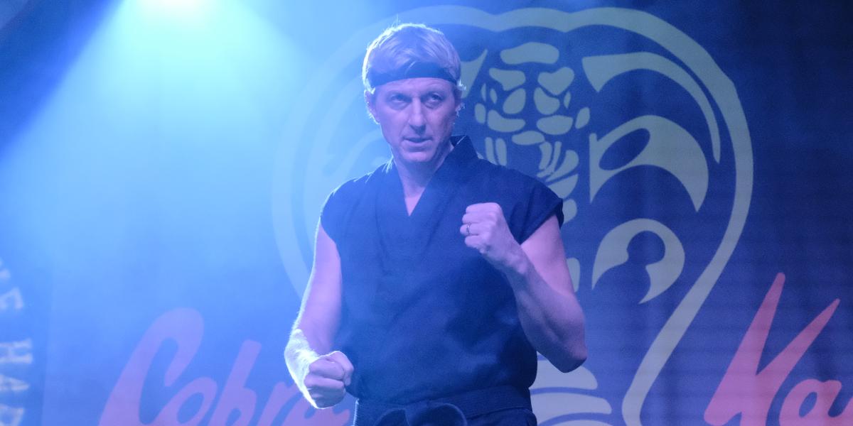 Cobra Kai William Zabka Johnny Lawrence Netflix