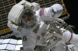 Astronauts Set For Second Spacewalk
