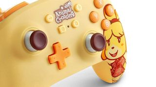 Animal Crossing controller