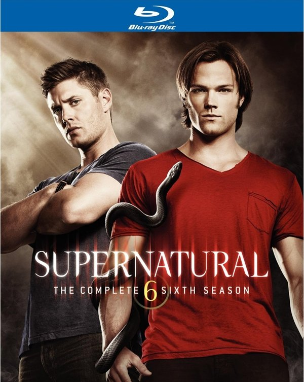 Supernatural Season 6 Comes Home This September #18270