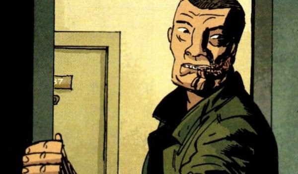 Major Ben Daimio in Hellboy comics