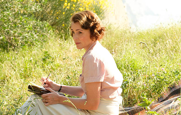 Keeley Hawes as Louisa in The Durrells