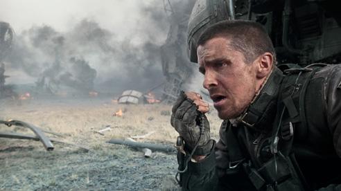 Salvation - Christian Bale as John Connor