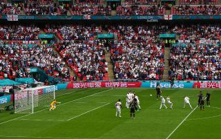england denmark euro 2020 fans