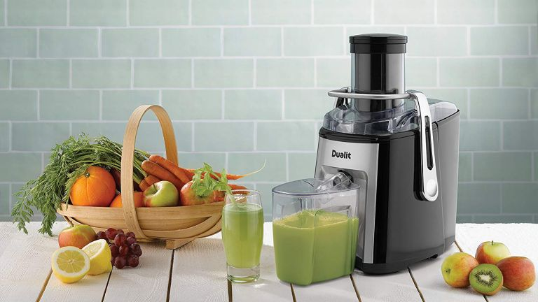Best juicer: Dualit Juice Extractor