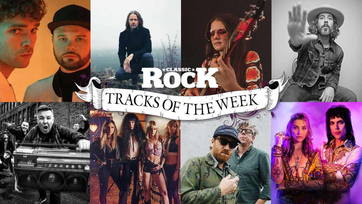 Tracks of the Week: new music from Myles Kennedy, The Struts, Royal Blood and more